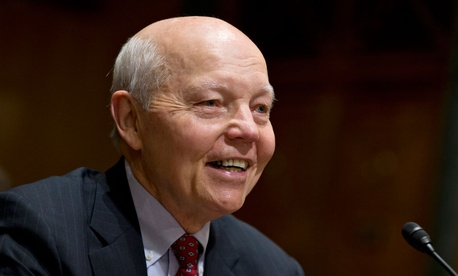John Koskinen became IRS commissioner in December.