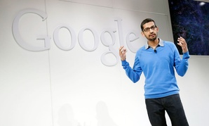Sundar Pichai, senior vice president Chrome and apps for Google