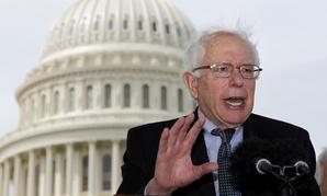 Sen. Bernie Sanders, I-Vt., previously said his legislation could be taken up on Feb. 6, but it got waylaid.