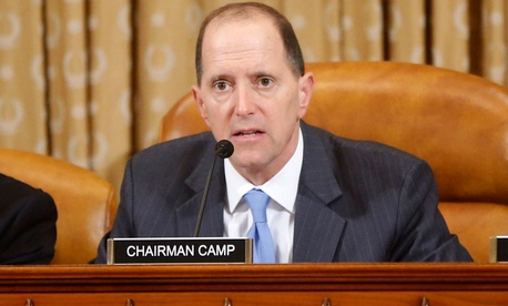 """If the IRS doesn't take immediate steps to provide the committee with documents responsive to this request,"" Rep. Dave Camp, R-Mich., wrote in a Feb. 24 letter, ""I will consider using compulsory process to compel them."""