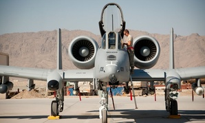 The Air Force's A-10 fleet is being retired under the fiscal 2015 budget request.