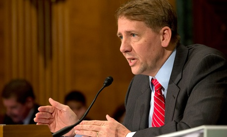 Consumer Financial Protection Bureau (CFPB) Director Richard Cordray