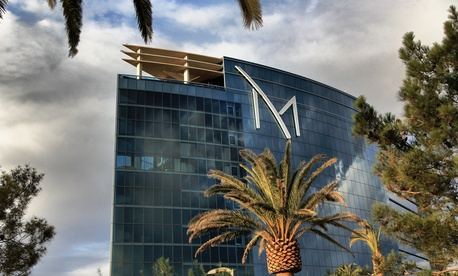 The Public Buildings Service Western Regions Conference in October 2010 was held at the M Resort Spa Casino in Las Vegas.