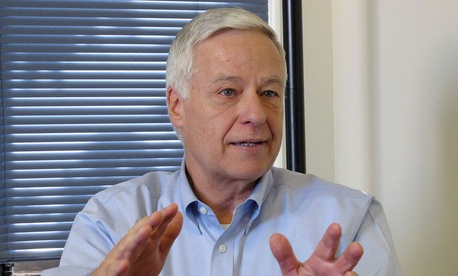 """This committee is again trying to look down the road and provide advanced appropriations authority for the remaining 14 percent of the Department of Veterans Affairs' discretionary budget,"" said Rep. Michael Michaud, D-Maine."