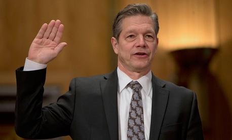 John Roth was confirmed as Homeland Security Department Inspector General last week.