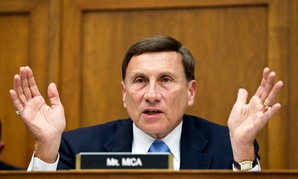 Rep. John Mica, R-Fla., a senior Republican on the House Oversight Committee