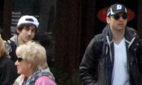 Dzhokhar Tsarnaev, left, and Tamerlan Tsarnaev were suspects 1 and 2 in the Boston bombing.