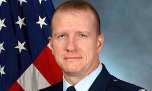 Air Force Col. Robert Stanley II.