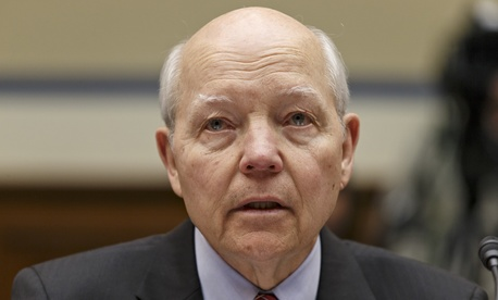 "Darrell Issa called IRS' John Koskinen's performance ""dismal."""