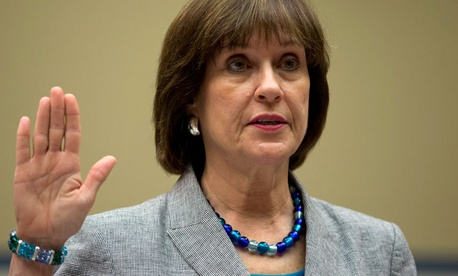 IRS official Lois Lerner