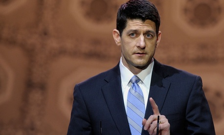 House Budget Committee Chairman Rep. Paul Ryan, R-Wis.