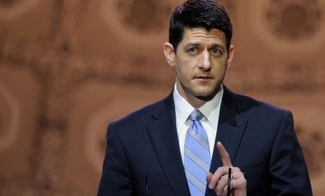 House Budget Committee Chairman Rep. Paul Ryan, R-Wis.