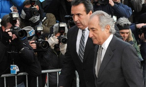 Bernie Madoff, who the SEC repeatedly investigated and didn't catch.