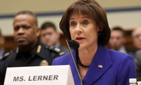 Former IRS official Lois Lerner
