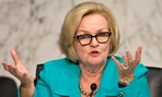 """Reporting a sexual assault is immensely difficult no matter where it occurs, because it is the most personally painful and private moment of a victim's life, but it is often exacerbated in these closed environments,"" Sen. Claire McCaskill, D-Mo., said."