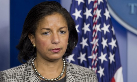 National Security Adviser Susan Rice