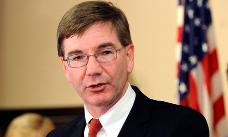 Rep. Keith Rothfus, R-Pa. introduced the amendment to to prohibit bonuses for any senior executives at VA in fiscal 2015.