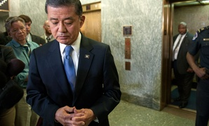 Veterans Affairs Secretary Eric Shinseki