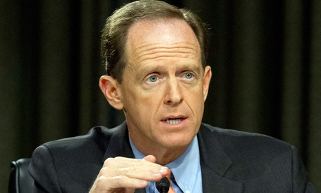 Sen. Pat Toomey, R-Pa., will soon introduce a bill to allow veterans to sue VA workers who tampered with health records.