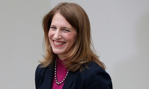 Obama made the announcement of his nomination of Burwell in April.