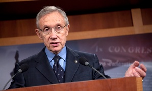 A vote, Senate Majority Leader Harry Reid said Tuesday, will likely come on Wednesday or Thursday.