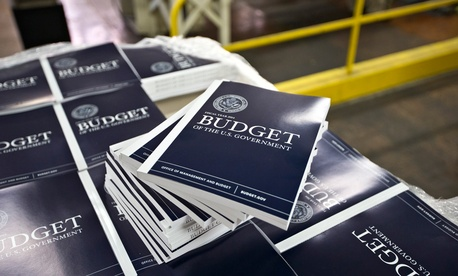 GPO prints the annual budget.