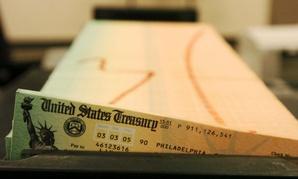 Social Security Administration checks