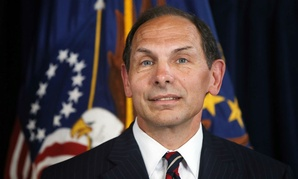 Former Procter and Gamble executive Robert McDonald, President Barack Obama's nominee as the next Veterans Affairs secretary