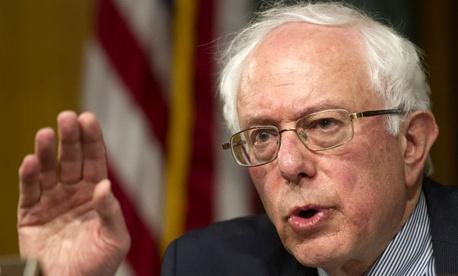 Senate Veterans Affairs Committee Chairman Sen. Bernie Sanders, I-Vt.