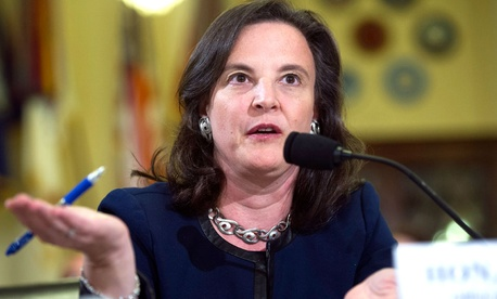 Carolyn Lerner, special counsel, U.S. Office of Special Counsel