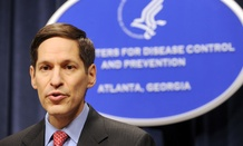 Dr. Thomas Frieden, Director of the Centers for Disease Control and Prevention