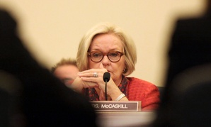 """Whistleblowers are critical to our efforts to guard against waste and misconduct in government -- and in the case of the VA, against the compromise of patient care,"" said Sen. Claire McCaskill, D-Mo."