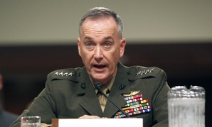 Gen. Joseph Dunford testifies on July 17th before the Senate Armed Services Committee on his nomination to be the next commandant of the Marine Corps.