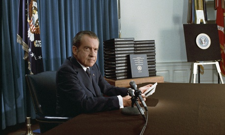 President Nixon wit, ... ]