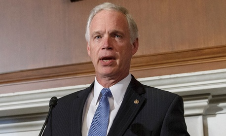 Sen. Ron Johnson, R-Wis., filed the suit in January.