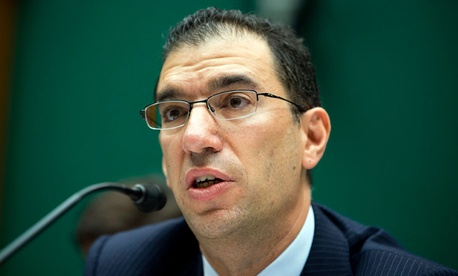 Andrew Slavitt, principal deputy administrator of the Centers for Medicare and Medicaid Services