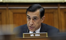 """The cover-up usually occurs during an investigation, but this loss of data came at a time Congress was just beginning to investigate wrongdoing,"" Rep. Darrell Issa, R-Calif., said."