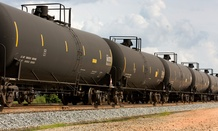 The U.S. Department of Transportation announced it is working on new safety rules for trains carrying crude-oil shipments.