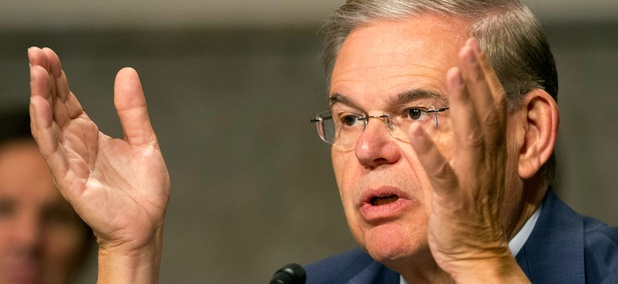 Senate Foreign Relations Committee Chairman Sen. Robert Menendez
