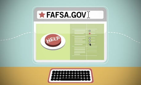 An illustration of FAFSA.gov