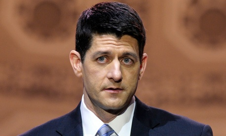 """Ryan says the current network of federal aid for the poor is """"fragmented and formulaic."""""""