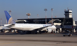 David Ben-Gurion Airport is Israel's largest airport.