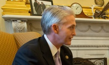 Rep. Trey Gowdy, R-S.C., chairman of the House Select Committee on Benghazi.