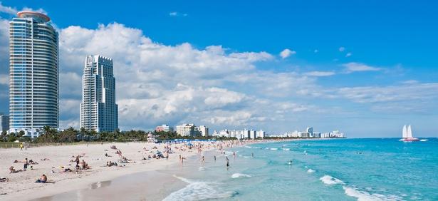 Beach Dangers Florida Miami Beach Florida