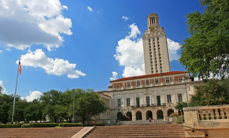 The University of Texas' plan could be worked out in different communities.