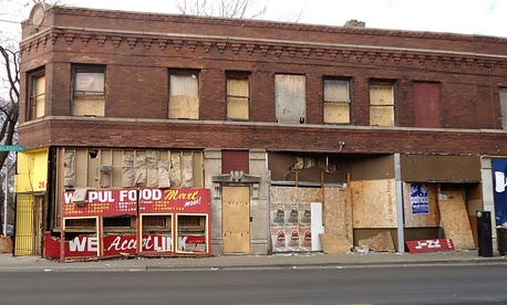 Chicago has been hit hard by the recession.