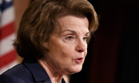 """Until these redactions are addressed to the committee's satisfaction, the report will not be made public,"" Sen. Dianne Feinstein, D-Calif., said in a statement."