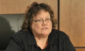 NTEU President Colleen Kelley