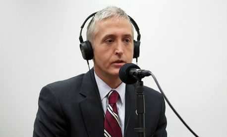 Since 2013, the 12-member committee led by Chairman Trey Gowdy (R-S.C.), has held no public hearings.