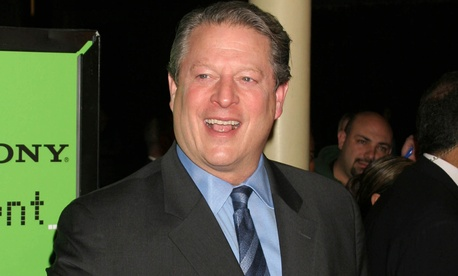 Al Gore was considered by some to be a 2008 contender in 2006.